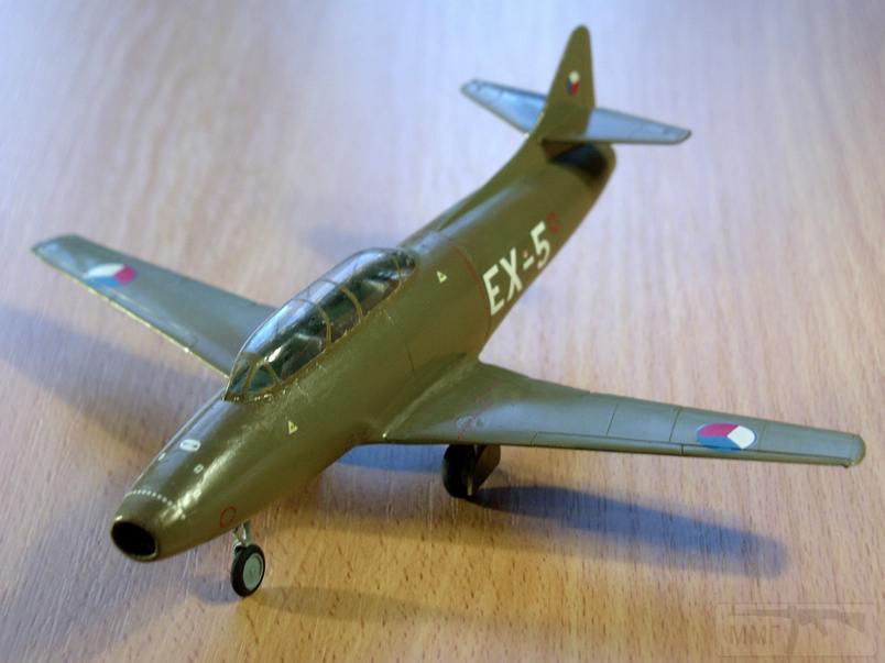 5442 - Немецкие самолеты после войны