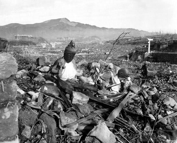 54502 - Хиросима и Нагасаки