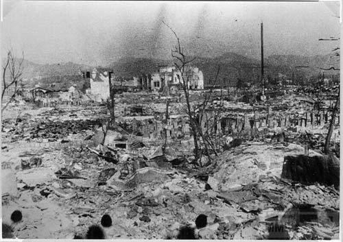 54509 - Хиросима и Нагасаки