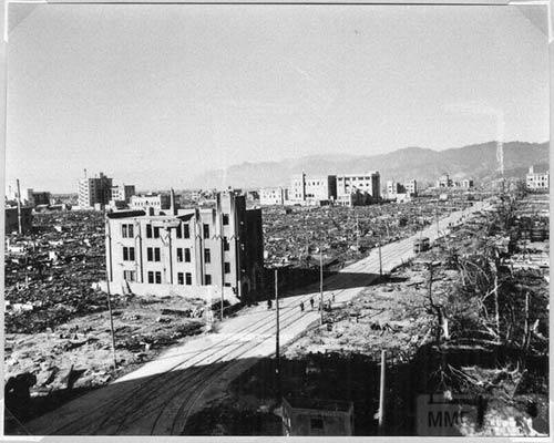 54511 - Хиросима и Нагасаки