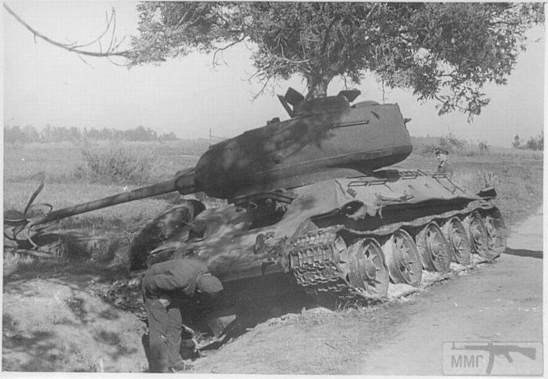 54514 - Военное фото 1941-1945 г.г. Восточный фронт.