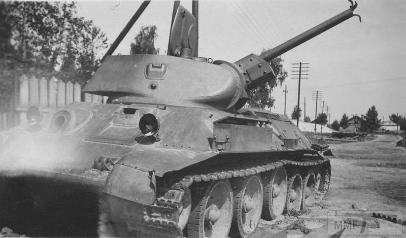 54515 - Военное фото 1941-1945 г.г. Восточный фронт.