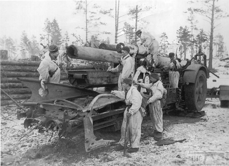 54516 - Военное фото 1941-1945 г.г. Восточный фронт.