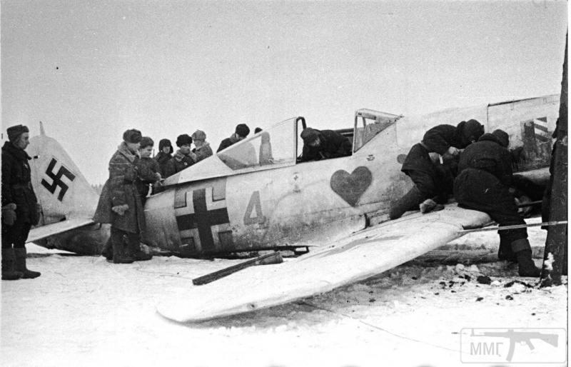 54517 - Военное фото 1941-1945 г.г. Восточный фронт.