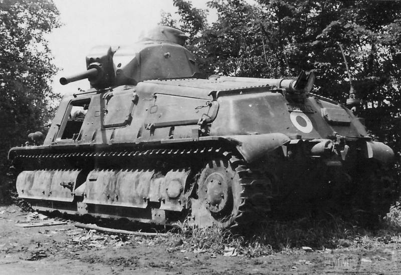 54520 - Военное фото 1939-1945 г.г. Западный фронт и Африка.