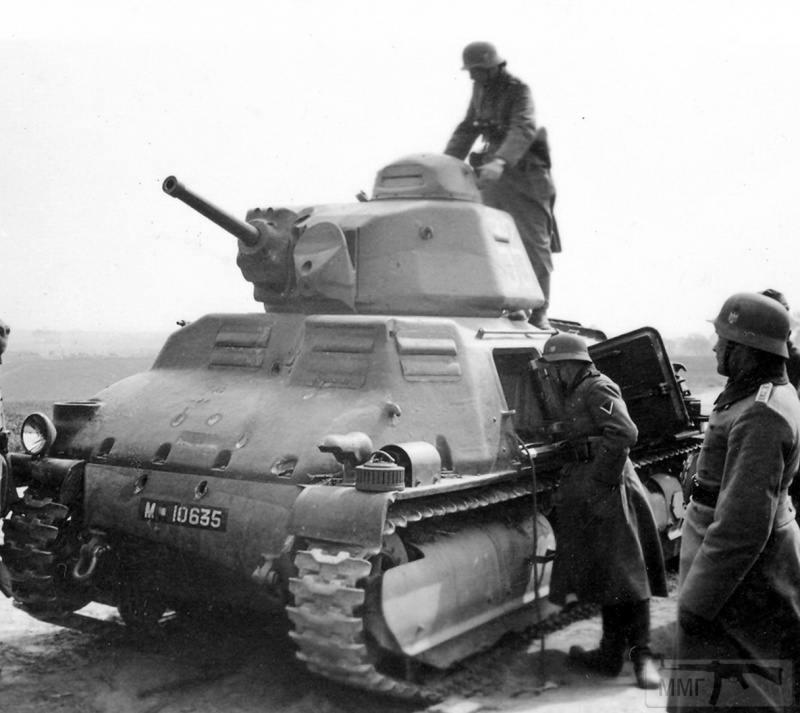 54521 - Военное фото 1939-1945 г.г. Западный фронт и Африка.
