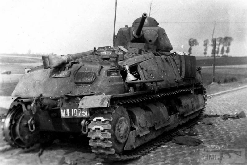 54523 - Военное фото 1939-1945 г.г. Западный фронт и Африка.