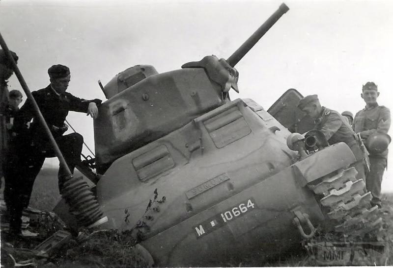 54524 - Военное фото 1939-1945 г.г. Западный фронт и Африка.