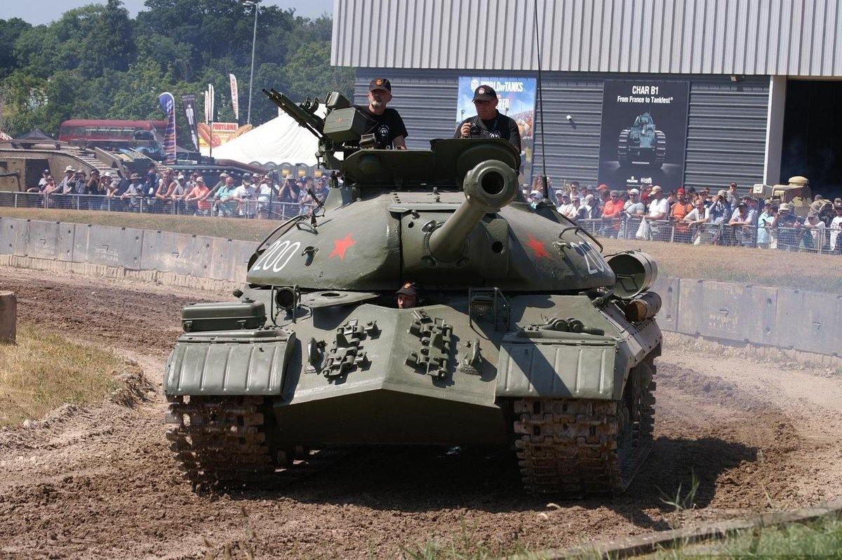 54616 - Деревянный танк
