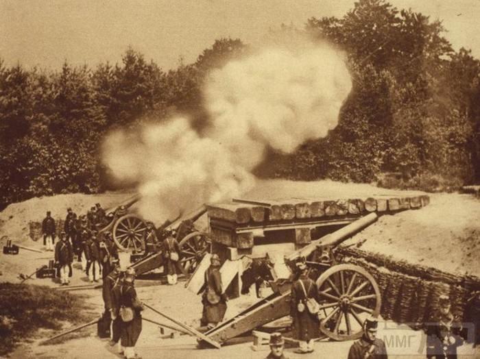 54630 - Артиллерия 1914 года