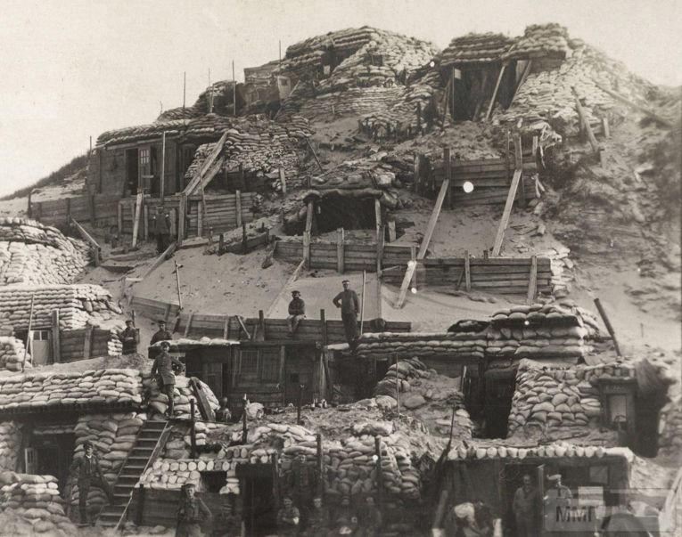 54660 - Военное фото. Западный фронт. 1914-1918г.г.