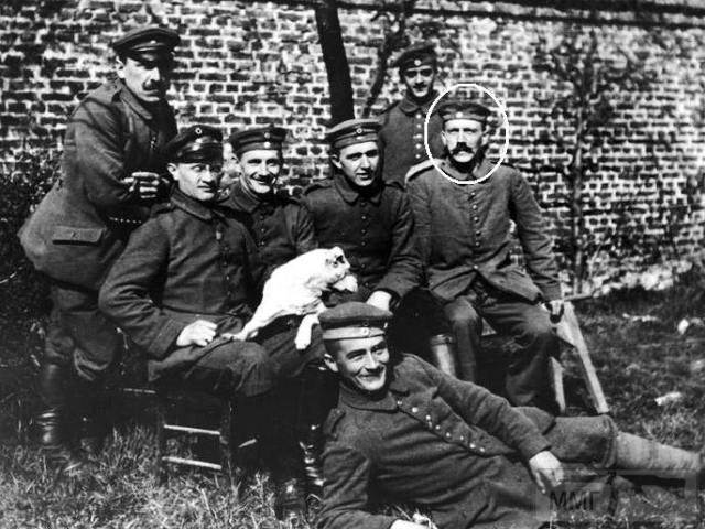 54664 - Военное фото. Западный фронт. 1914-1918г.г.