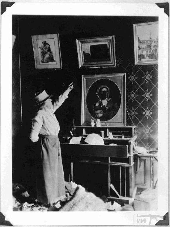 54674 - Фотографии времен Первой мировой войны, запрещенные цензурой.