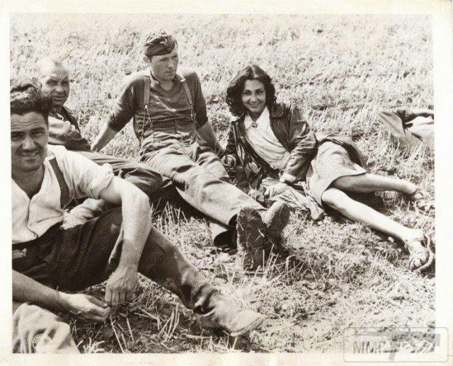 54698 - Военное фото 1939-1945 г.г. Западный фронт и Африка.