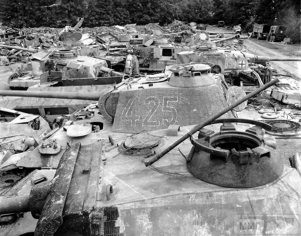 54712 - Военное фото 1939-1945 г.г. Западный фронт и Африка.