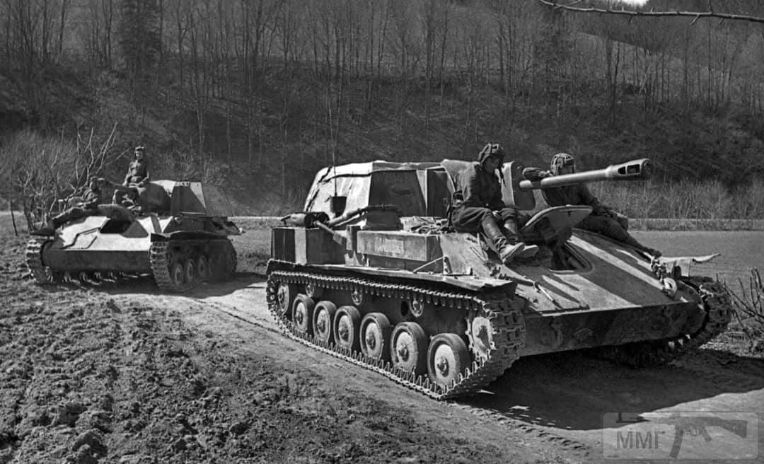 54714 - Военное фото 1941-1945 г.г. Восточный фронт.