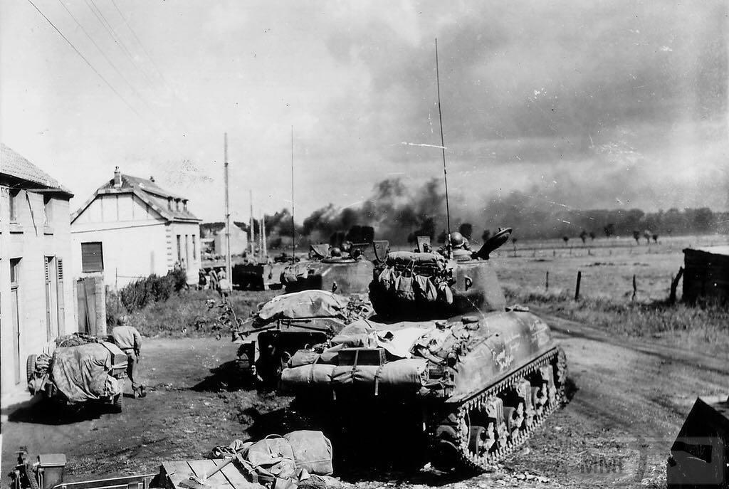 54715 - Военное фото 1939-1945 г.г. Западный фронт и Африка.