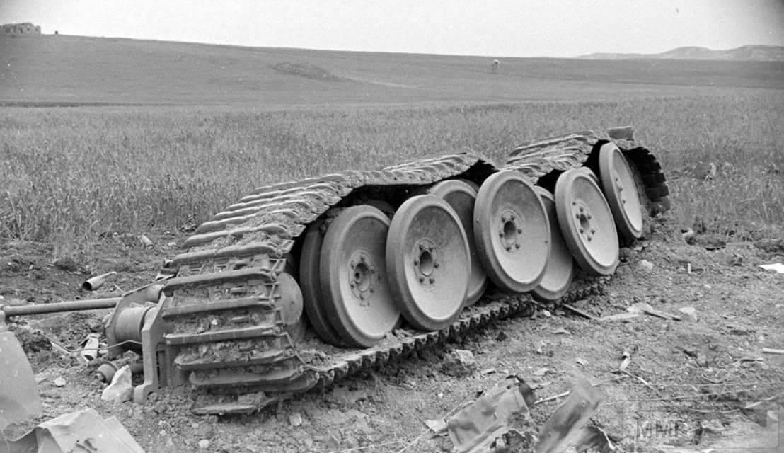 54718 - Танк Тигр - лучший танк Второй Мировой Войны?