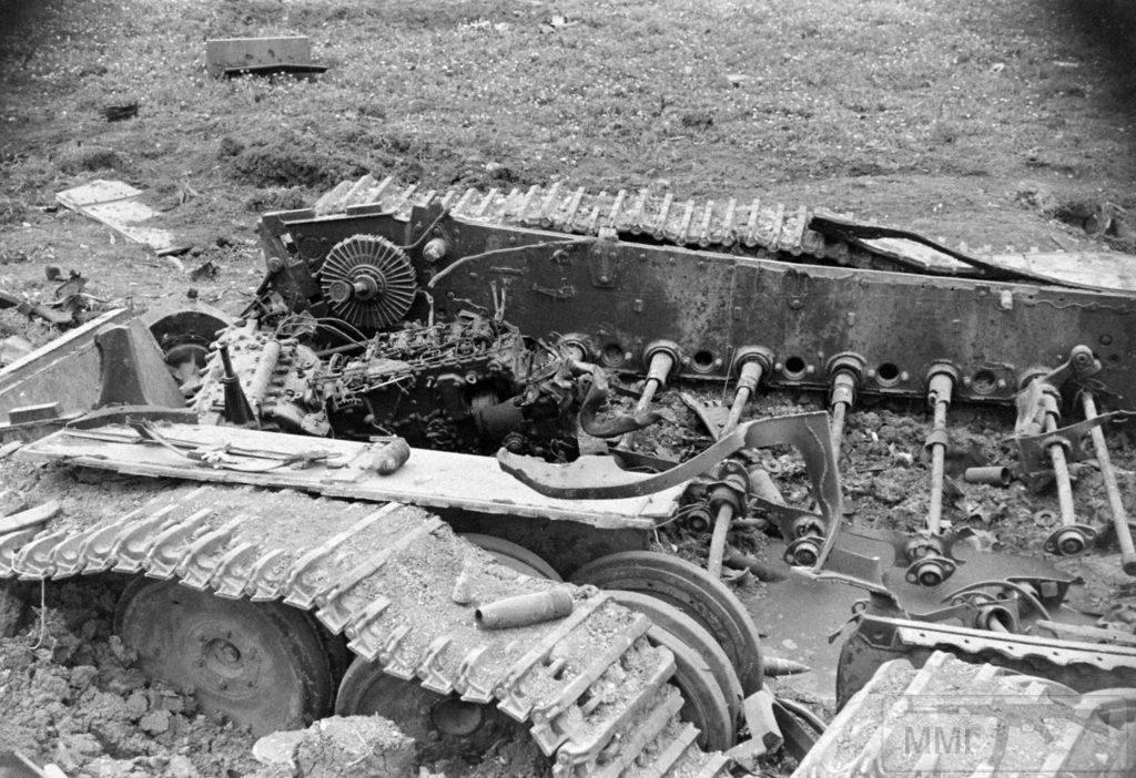 54719 - Танк Тигр - лучший танк Второй Мировой Войны?
