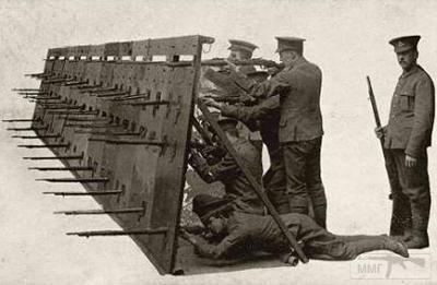 54761 - Удивительная боевая амуниция времен Первой мировой войны.