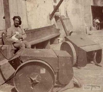 54763 - Удивительная боевая амуниция времен Первой мировой войны.