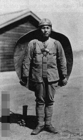 54770 - Удивительная боевая амуниция времен Первой мировой войны.