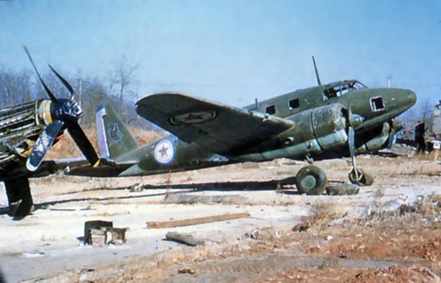 "5478 - Tachikawa Ki-54 ""Hickory"""