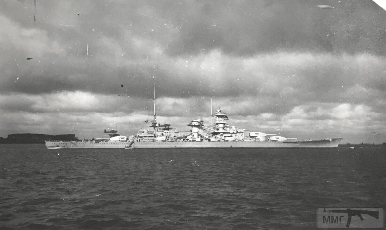 54953 - Линкор Scharnhorst