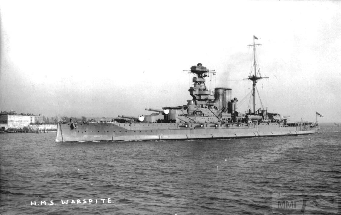 54954 - HMS Warspite
