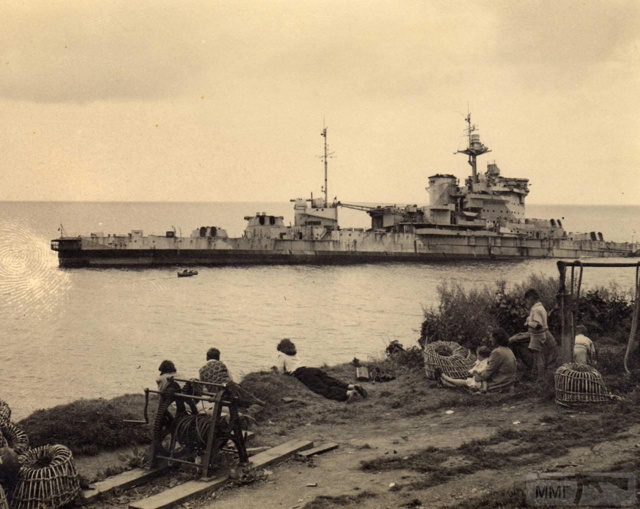 54956 - Броненосцы, дредноуты, линкоры и крейсера Британии