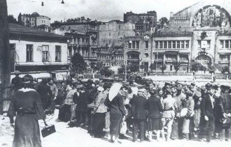 5501 - Казнь военных преступников: фашистов и их пособников 1943 — 1946 г.