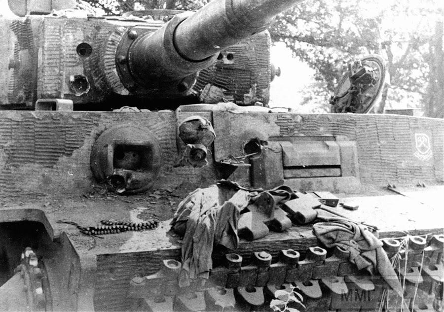 55093 - Танк Тигр - лучший танк Второй Мировой Войны?
