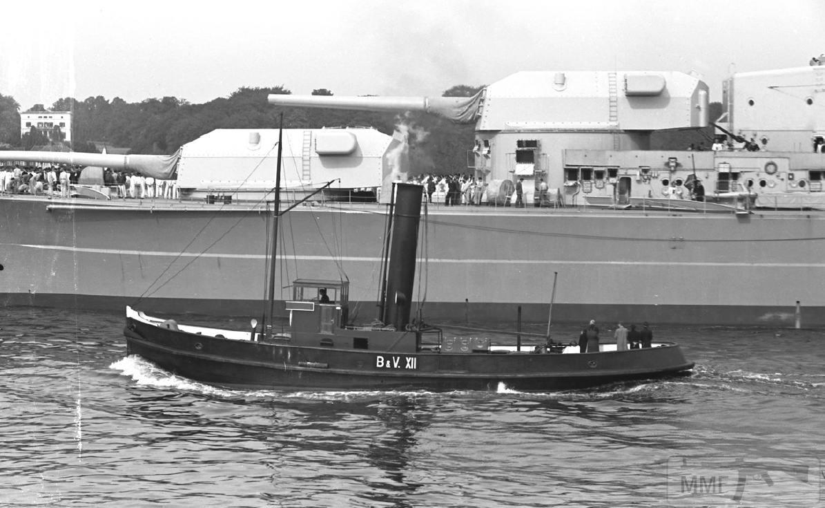 55138 - Линкор Bismarck
