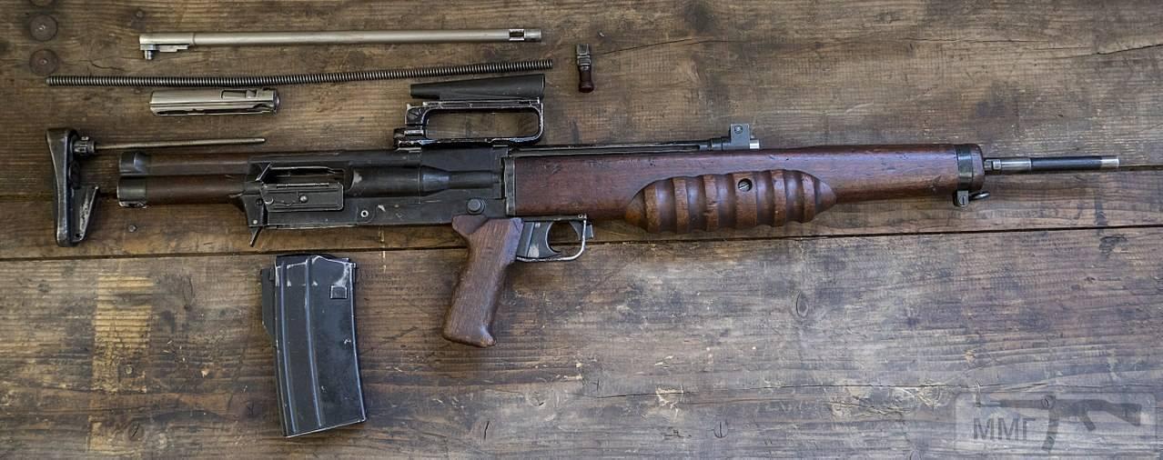 55236 - Редкие пистолет-пулемёты.