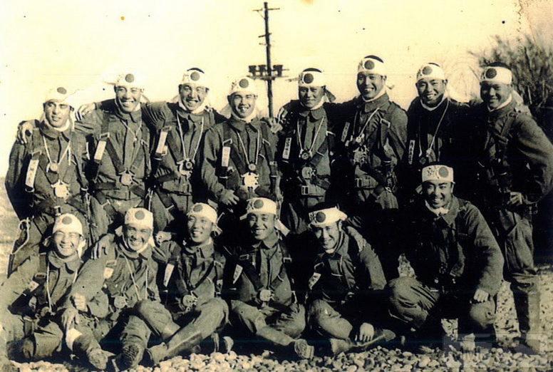 55281 - Военное фото 1941-1945 г.г. Тихий океан.