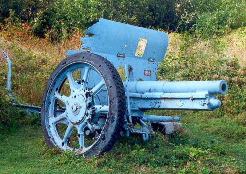 5530 - Артиллерия 1914 года