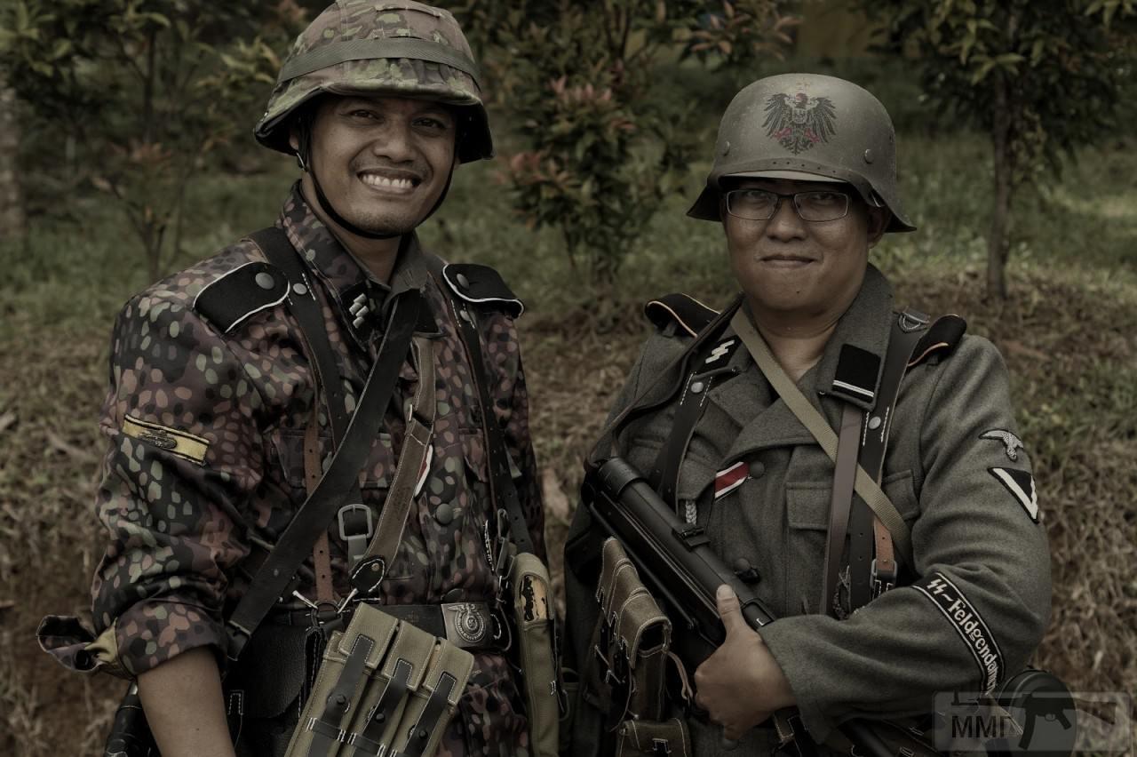 55319 - Азиатские реконструкторы