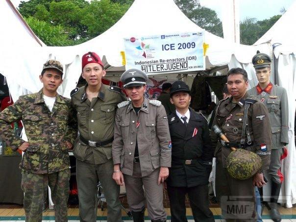 55332 - Азиатские реконструкторы