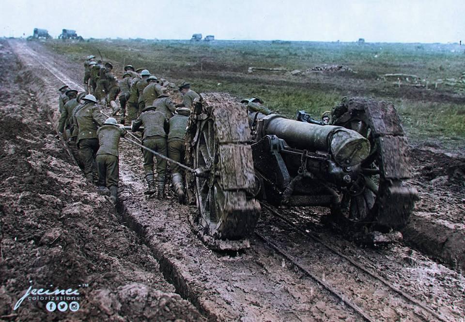 5535 - Артиллерия 1914 года