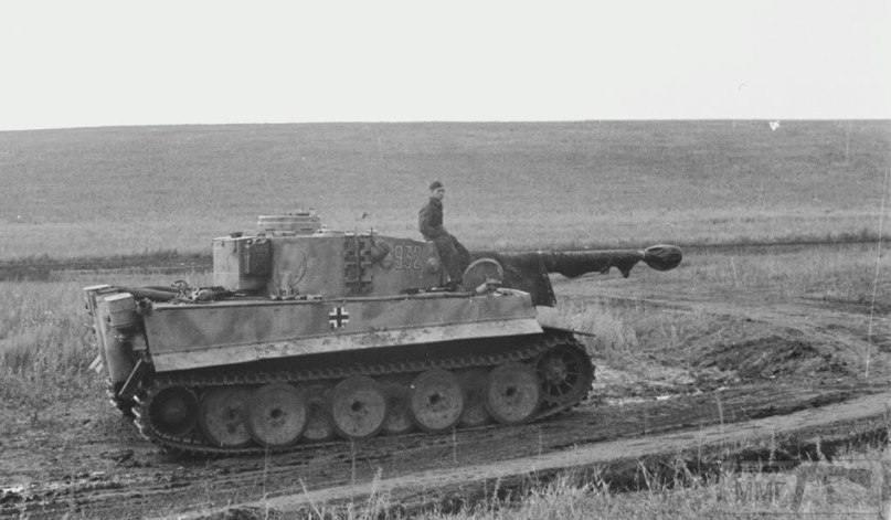 55371 - Танк Тигр - лучший танк Второй Мировой Войны?