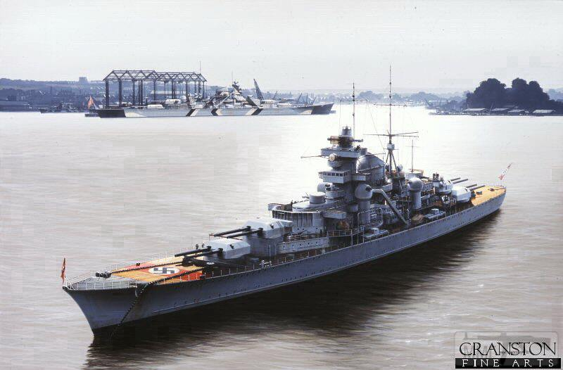55374 - Германский флот 1914-1945