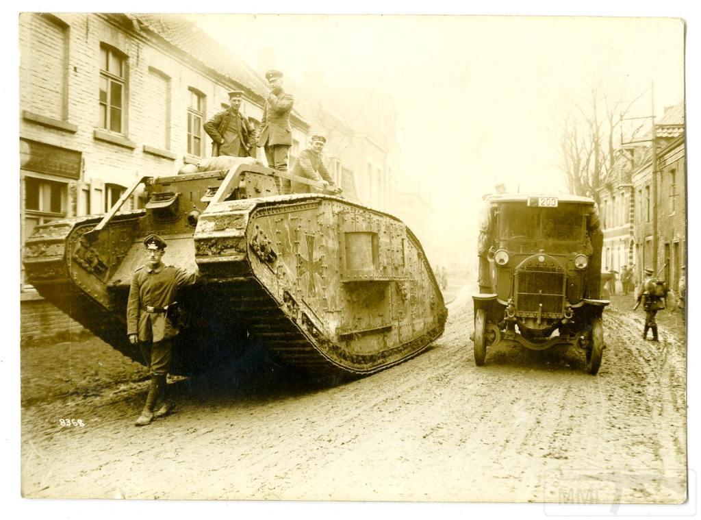 5540 - Танки Первой мировой