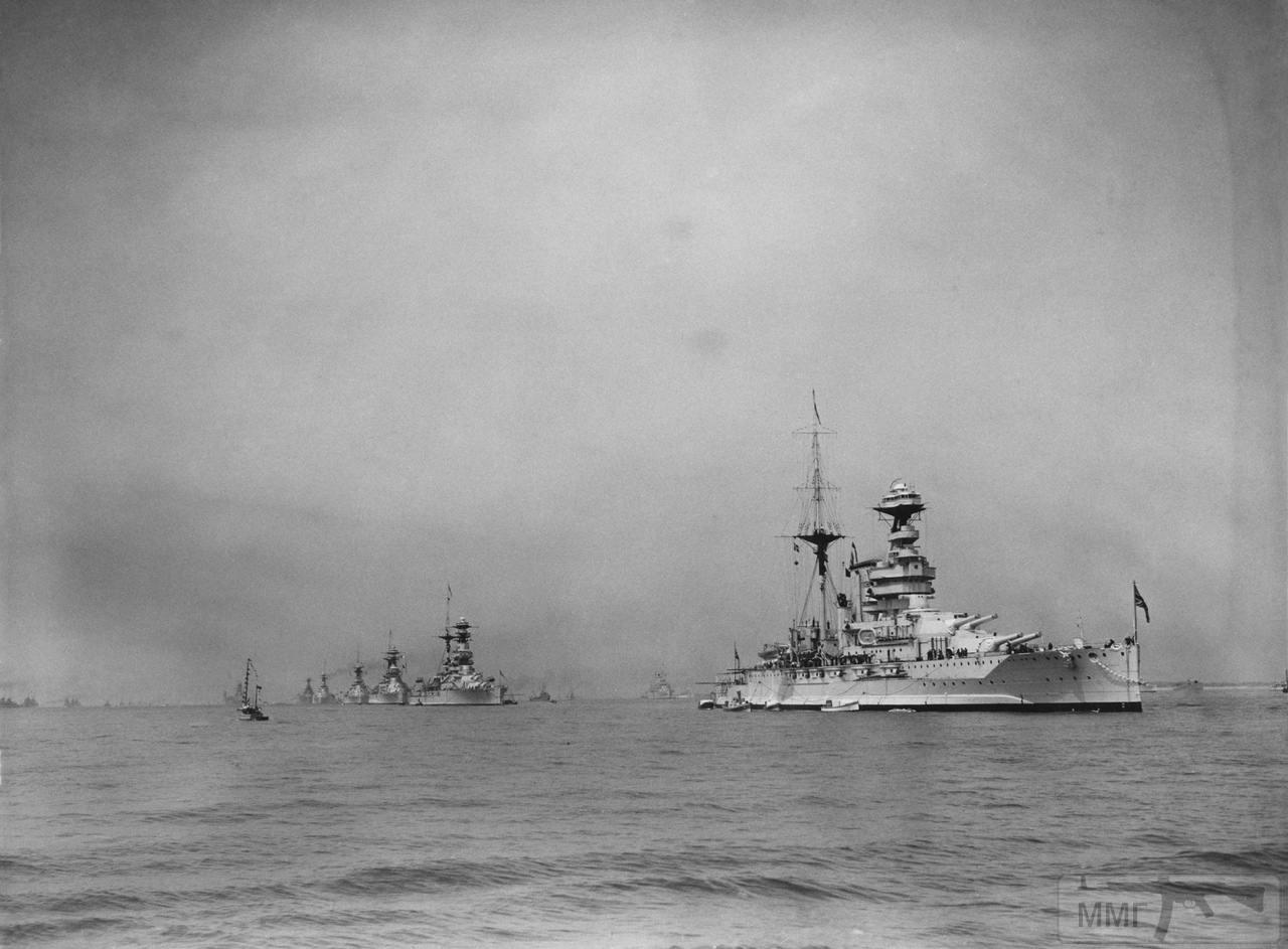 55456 - Броненосцы, дредноуты, линкоры и крейсера Британии