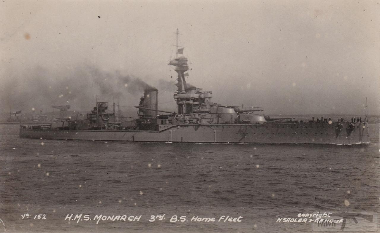 55457 - HMS Monarch