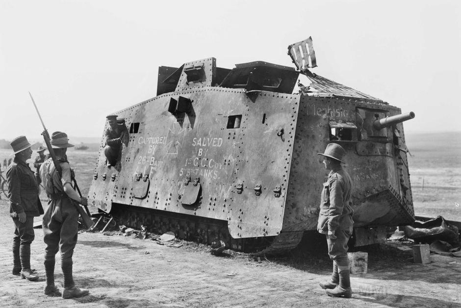 5547 - Танки Первой мировой