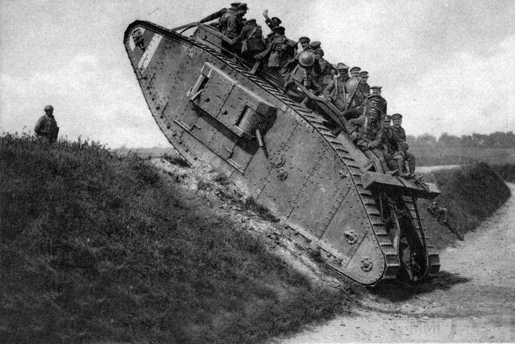 5549 - Танки Первой мировой