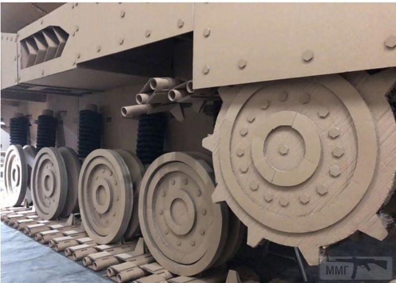 55593 - Деревянный танк