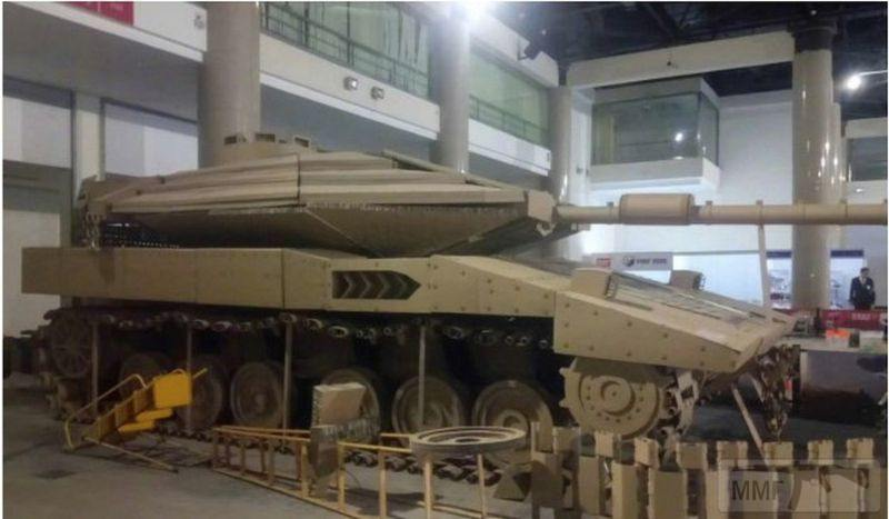 55596 - Деревянный танк