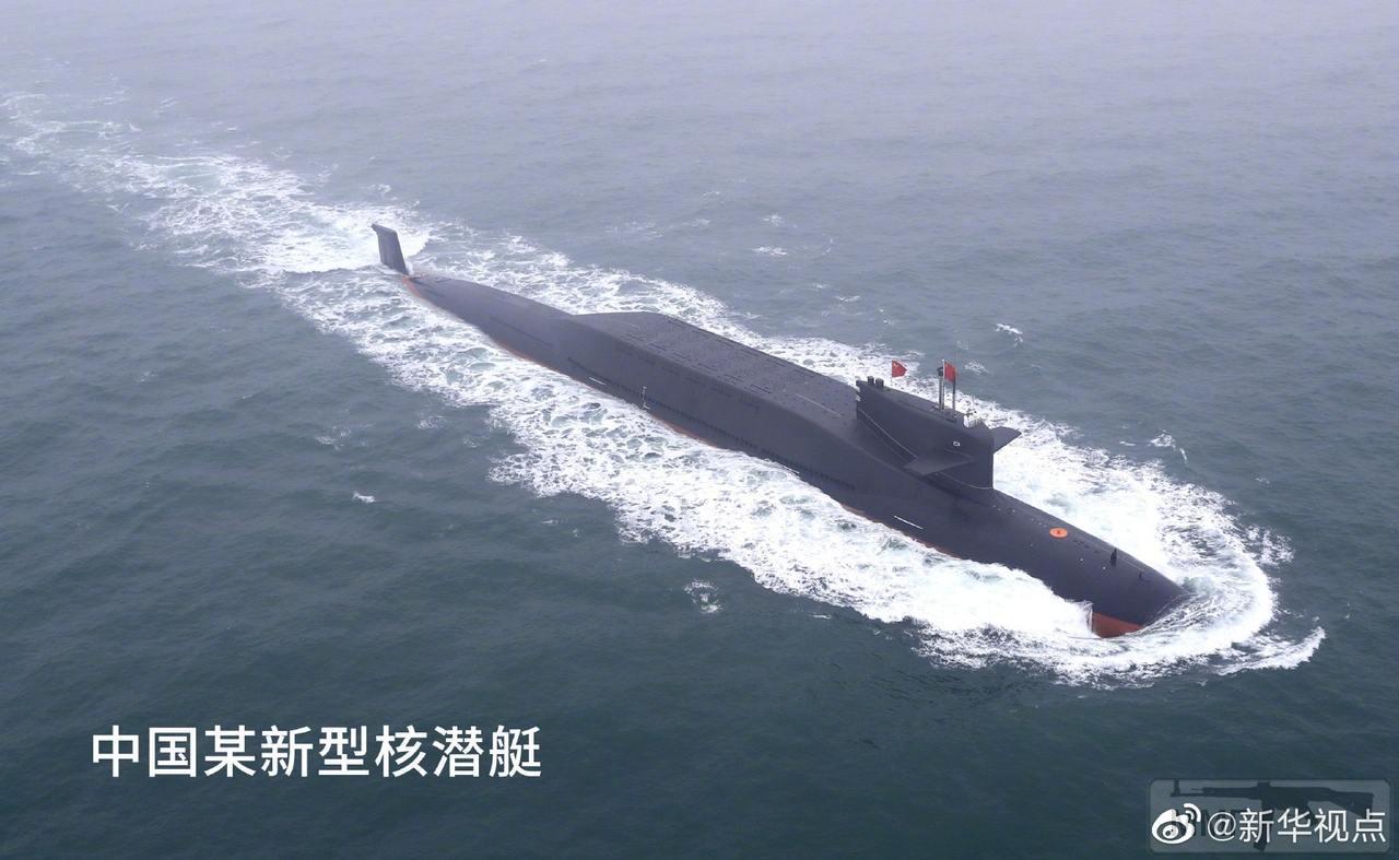 55638 - Стратегическая атомная подводная лодка проекта 094А