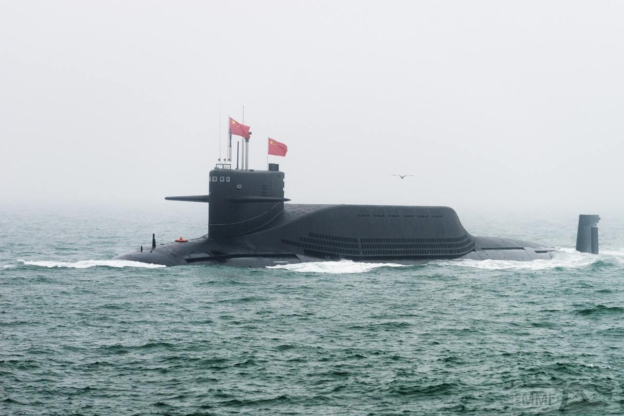 55661 - Современные китайские ВМС